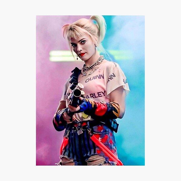 Margot Robbie  Photographic Print