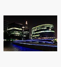 London lights Photographic Print