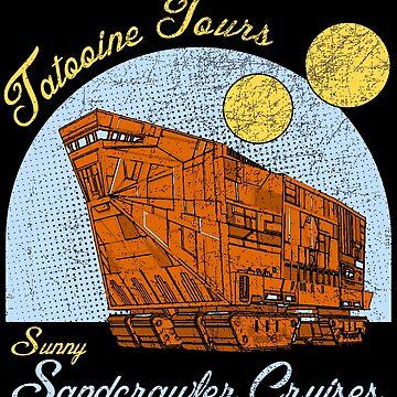 Tatooine Tours by yol84