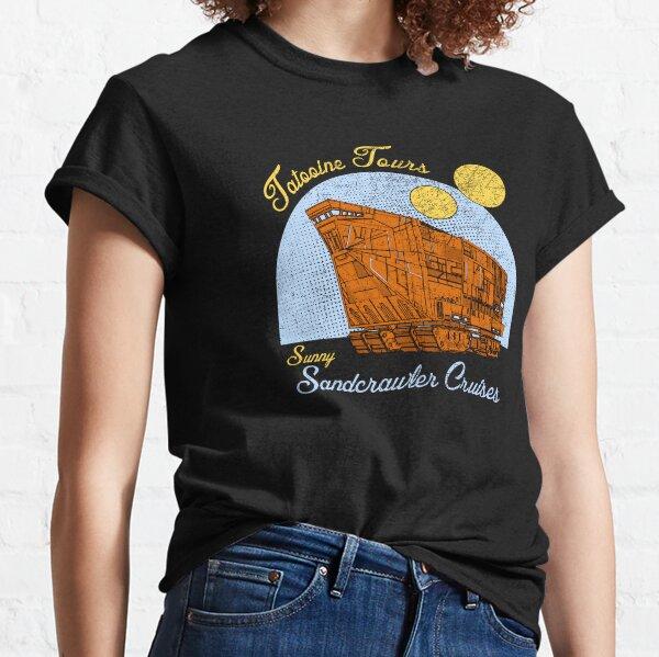 Tatooine Tours Classic T-Shirt