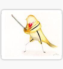 Birdtrix Kiddo- Kill Bill Sticker