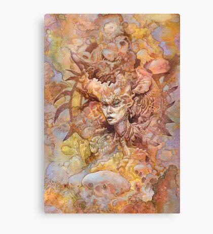 Tidal Insurgent  Canvas Print