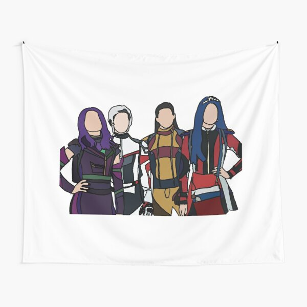 Descendants Tapestry