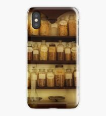 Apothecary Jars iPhone Case/Skin