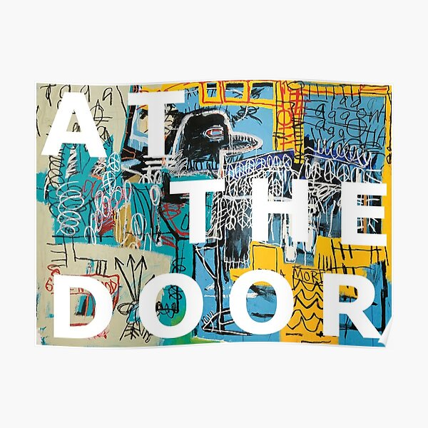 THE STROKES - AT THE DOOR Poster