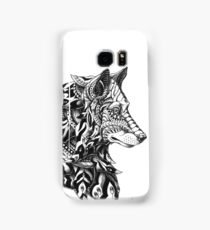 Wolf Profile Samsung Galaxy Case/Skin