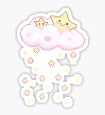 Cute Stars Sticker