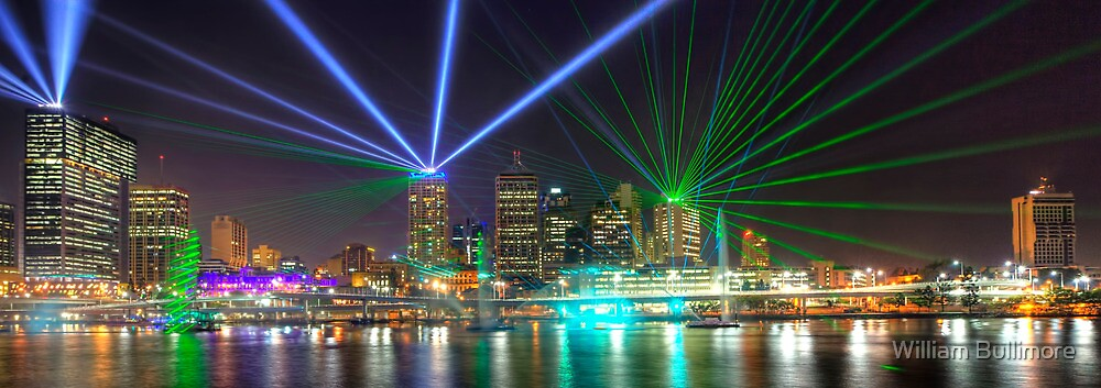 Brisbane Festival • Queensland • Australia by William Bullimore