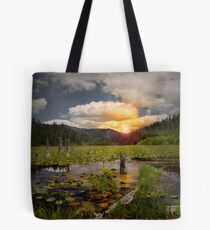 Wolf Meadow Tote Bag