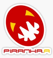 Wipeout HD/Fury - Piranha Advancements Sticker