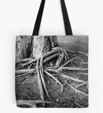 Root Spread Tote Bag
