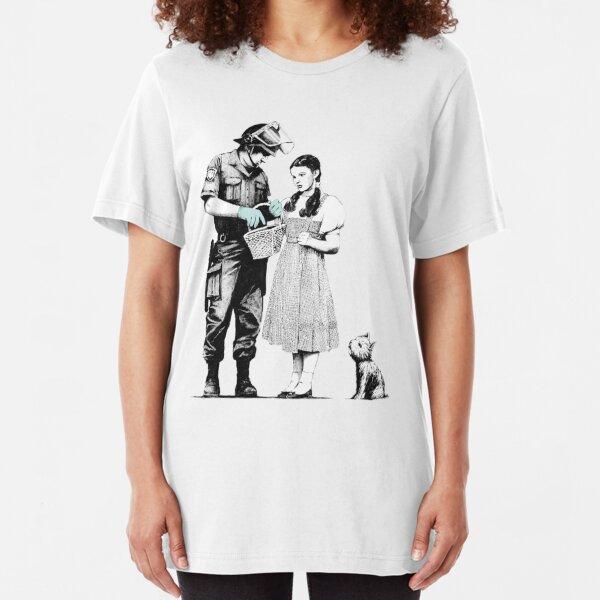 Bag Search Slim Fit T-Shirt