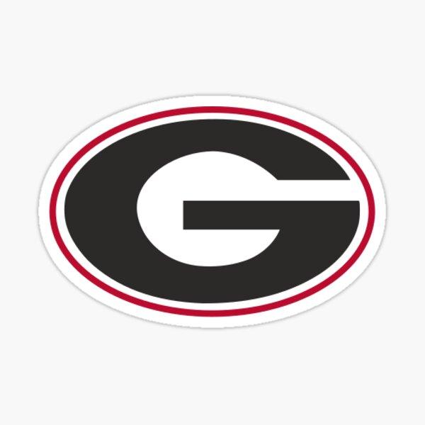 Georgia Bulldogs Sticker Sticker