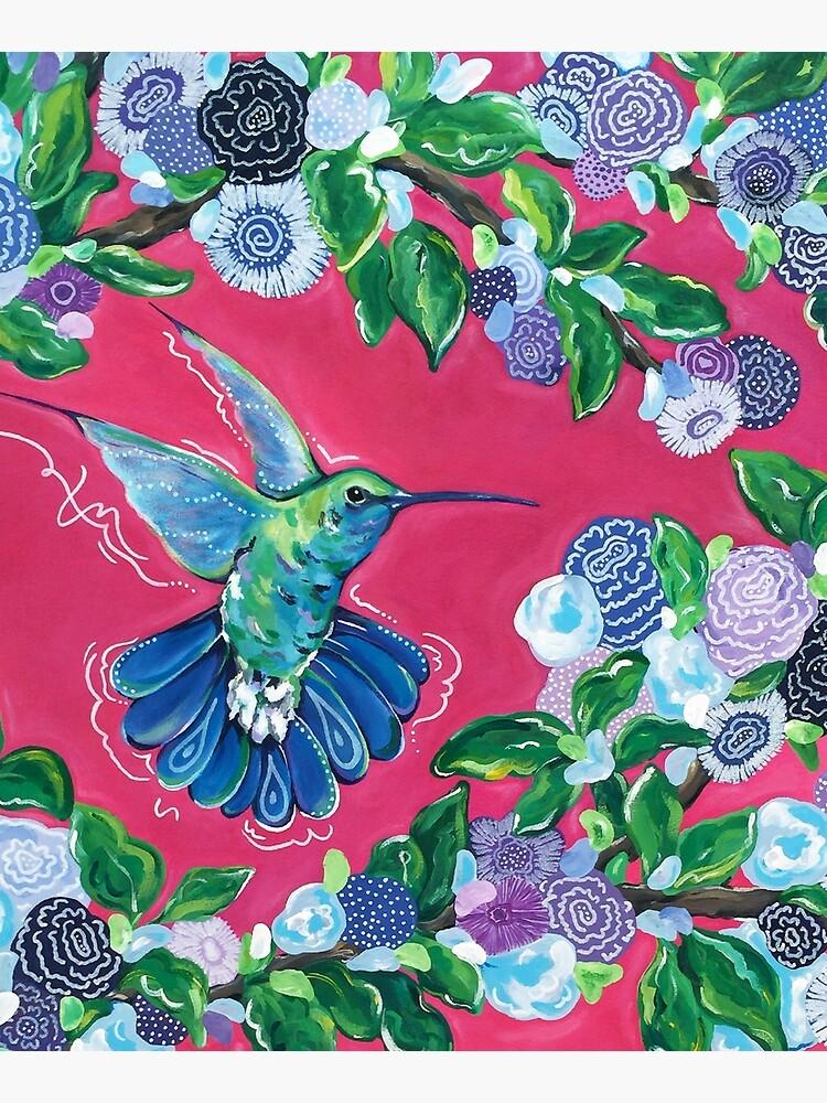 Hummingbird by designsbybethan