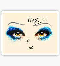 Darren Criss Hedwig Sticker