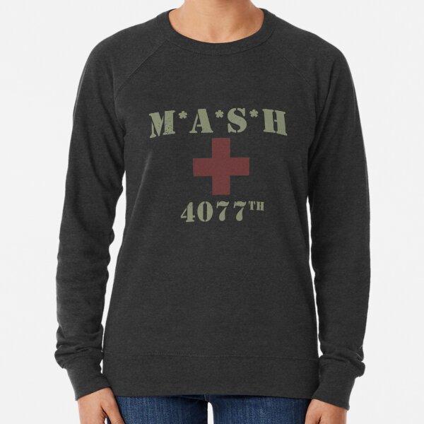 MASH (distressed look) Lightweight Sweatshirt