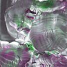 Lady Raspberry Fractelline in magic land by crystalline