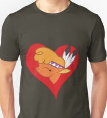 I have a crush on... Little Strongheart Unisex T-Shirt