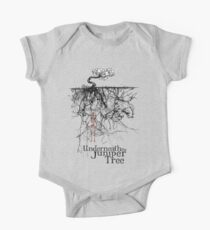 Underneath The Juniper Tree - Kids Clothes One Piece - Short Sleeve