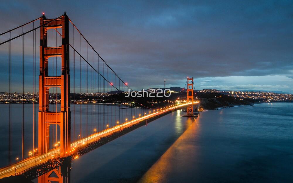 """Chrysopylae"" - Golden Gate by Josh220"