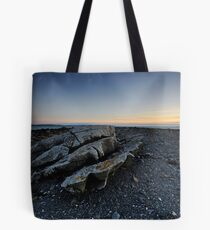 Galway Bay Sunset Tote Bag