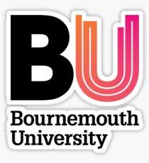 Bournemouth University Sticker