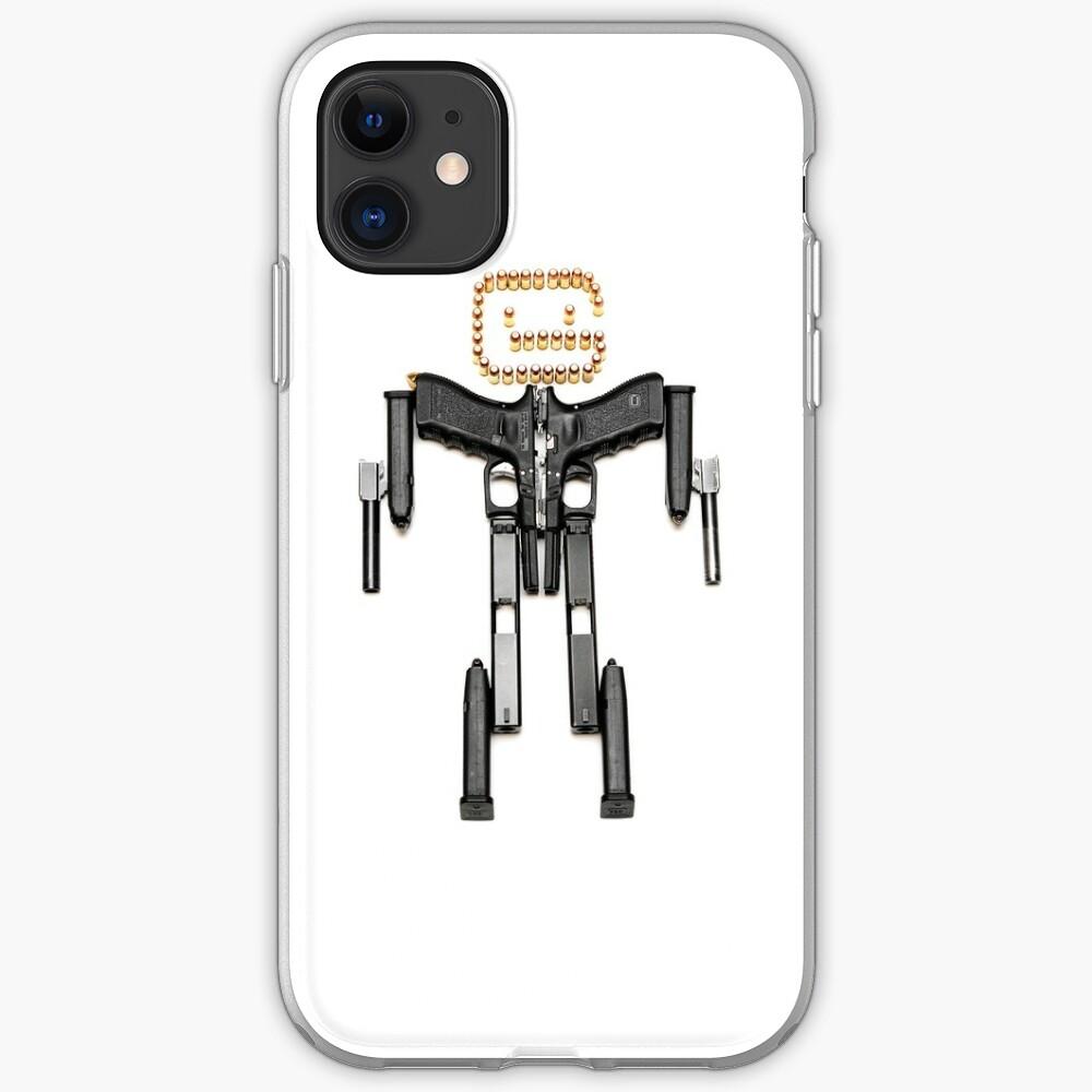 Glockman!  iPhone Case & Cover