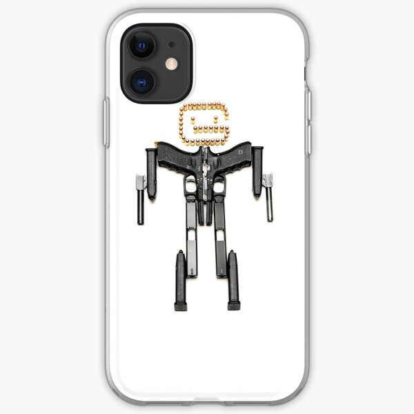 Glockman!  iPhone Soft Case