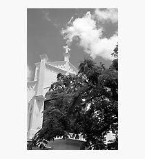 Key West Church Photographic Print