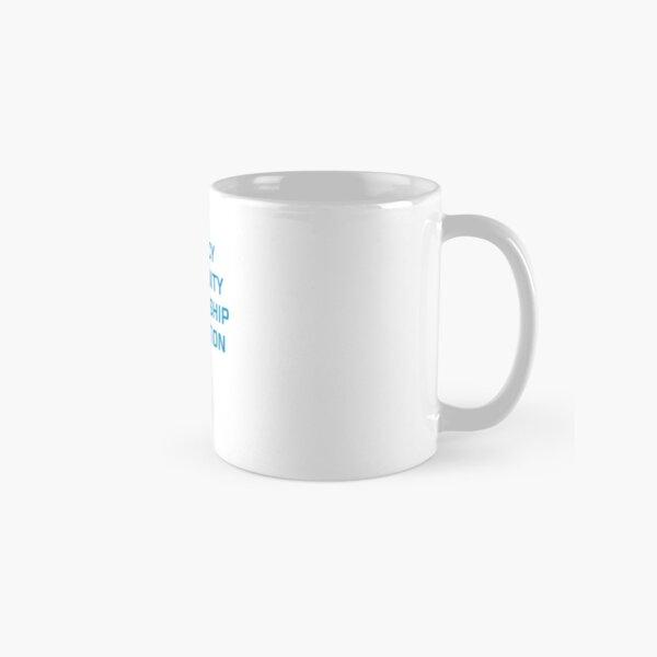NPPA words Classic Mug