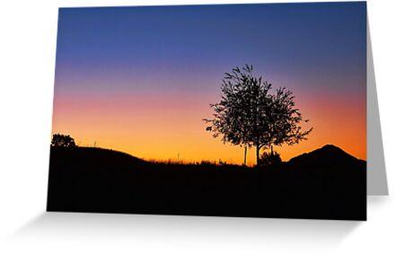 Smoky Sunrise by rocamiadesign