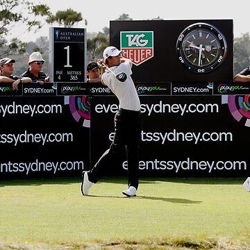 Adam Scott Australian Open Golf by Duckstar