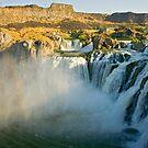 Shoshone Falls by Nick Boren