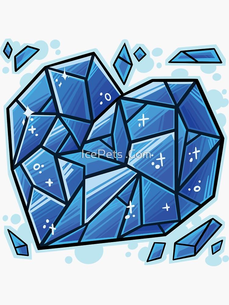 Full Sharp Heart by icepets