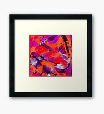 Blush - 2011 Framed Print