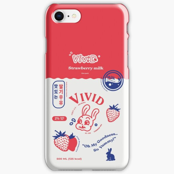 Strawberry Iphone Cases Covers Redbubble