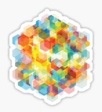 TesseracT Polaris Album Cover Sticker