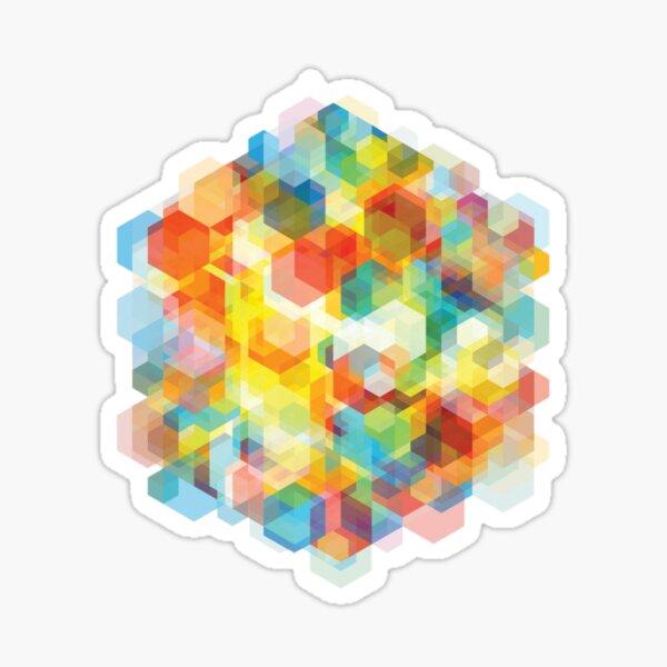 TesseracT Polaris Album Cover Sticker