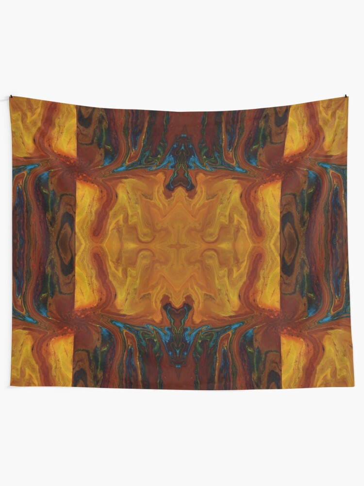 Alternate view of Boulder Opal Tapestry