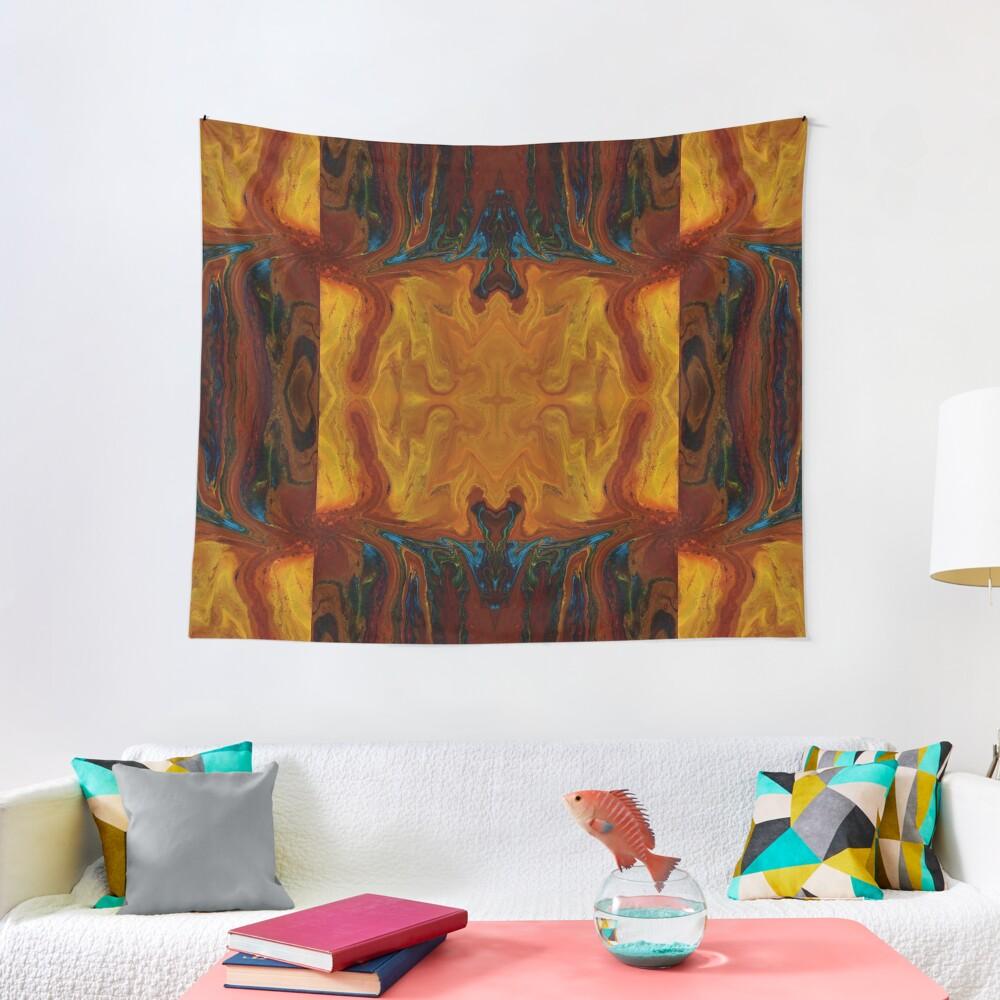 Boulder Opal Tapestry