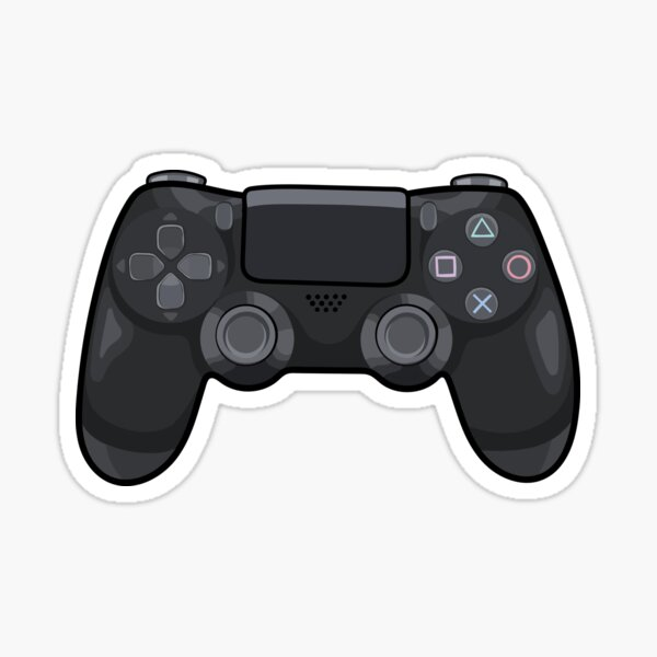 Manette Playstation 4 Sticker
