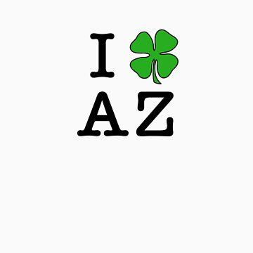 I [Club] AZ (black letters) by iClub