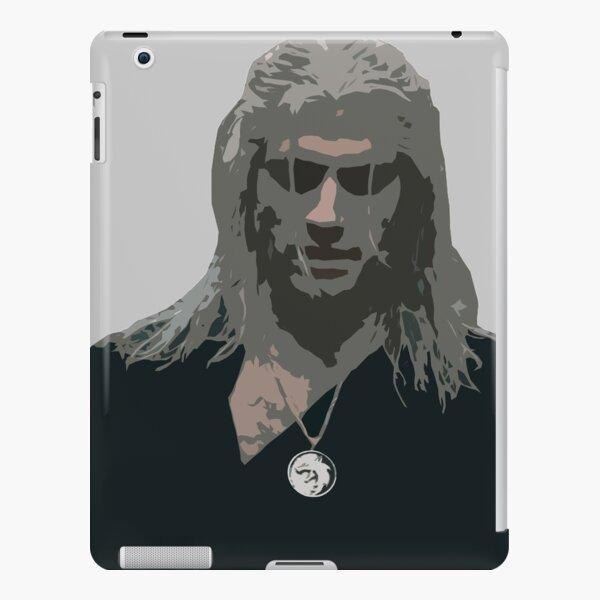 Witcher Emblem iPad Snap Case