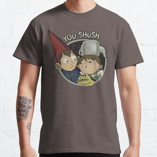 """You Shush - Wirt & Greg geraten in ein """"Shush Match"""". Classic T-Shirt"""