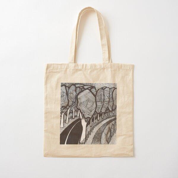 Cubic Avenue Cotton Tote Bag
