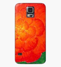 Like a Zinnia Case/Skin for Samsung Galaxy