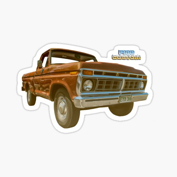 F150 Colorado CO Flag Ford die cut parody cool Colorado sticker decal aftermrket