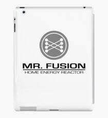 Mr. Fusion iPad Case/Skin