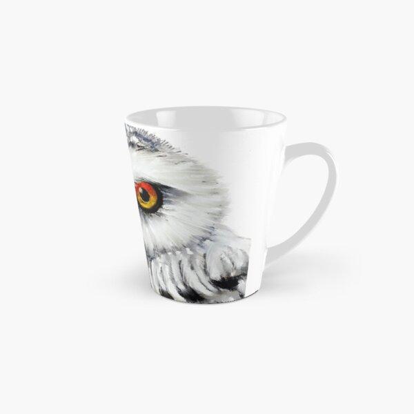 Snowy Owl / Digital Art Tall Mug