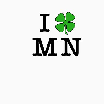 I (Club) MN (black letters) by iClub